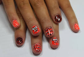 fashionable nail art ideas famous gel nails art designs