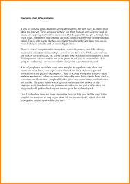 sample resume cover letter for internship biotech cover letter