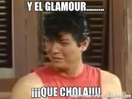 Chola Meme - y el glamour 癲癲癲que chola meme de felipe vera