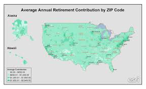 California Zip Code by Who Is Preparing For Retirement U2013 Pam Allison