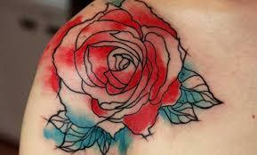 de tatuajes de rosas tatuajes de rosas y su significado un símbolo de amor