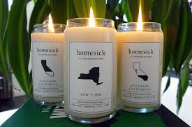 homesick candles cool hunting