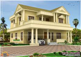 333 sq yd double storied house kerala home design and floor plans