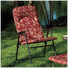 Padded Folding Patio Chairs Decorating Padded Folding Lawn Chairs Padded Folding Lawn Chairs