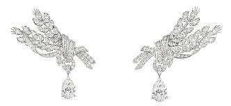 chaumet earrings blogs this farmers favourite was the top trend at couture