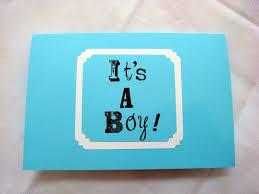 handy man crafty woman boy card for a baby shower