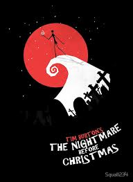 christmas posters minimalist poster nightmare before christmas posters by