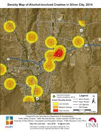 Silver City New Mexico Map by 2014 Maps Gps Traffic Research Unit The University Of New Mexico