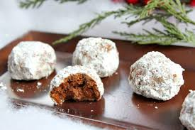 16 snowball cookie recipes the perfect wintry treat
