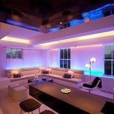 home interior design led lights 64 best led lighting for living rooms images on