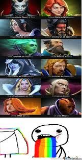 Dota Memes - dota heroes irl by budx meme center