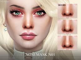 nose mask pralinesims nosemask n01