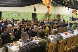 dvids news u s counterparts dine on thanksgiving feast