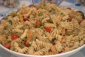 cold pasta dish pasta salad test my recipes