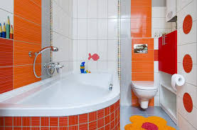 orange bathroom decorating ideas orange bathroom decorating ideas interior design ideas