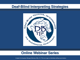 webinar 1 redo overview on deaf blindness the people u0026 culture
