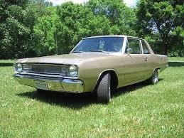 1967 dodge dart 4 door buy used 1967 dodge dart sedan two door post 383 big block