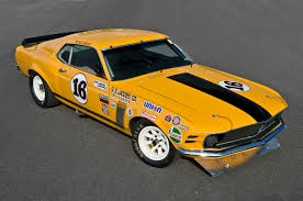 ford mustang race cars for sale 1970 mustang 302 trans am race car going up for auction in