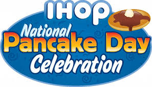 ihop black friday deals free pancakes at ihop for national pancake day 3 4 southern savers