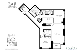 chicago apartment floor plans the regatta 420 e waterside