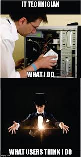 Information Technology Memes - information technology imgflip