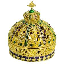 mardi gras crown mardi gras crown jeweled pill box mardigrasoutlet