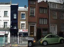 narrowest house in boston cred city living 10 of the world s narrowest houses urbanist