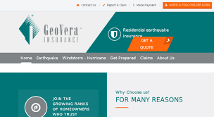 earthquake insurance windstorm hurricane insurance by geovera