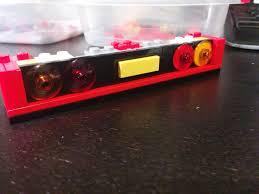 ferrari lego f40 made a small modification to the lego 10248 ferrari f40 rear