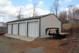 adding pole barn extension to existing metal building