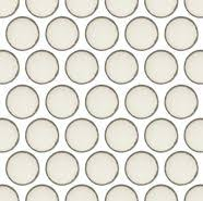 Penny Tile Kitchen Backsplash by Gray Blue Green Color With Brown Edges 5 95 Sq Ft Tile Shop Moss