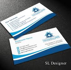 Home Graphic Design Business Bold Serious Business Card Design For The Thoughtful Home By