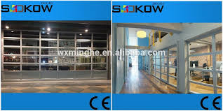 Garage Doors Used by China Suppliers Glass Panel Garage Doors Garage Door Safety