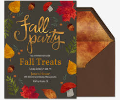 Thanksgiving Invitations Templates Free Invitations Free Ecards And Party Planning Ideas From Evite