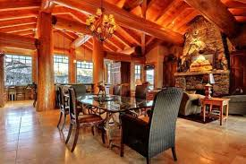 Log Home Decor Ideas Log Cabin Decor Styles And Themes