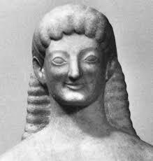 Famous Greek Statues Archaic Smile Greek Sculpture Britannica Com