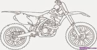 get this easy preschool printable of dirt bike coloring pages qov5f