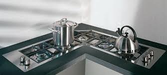 cucine con piano cottura ad angolo piani cottura angolari