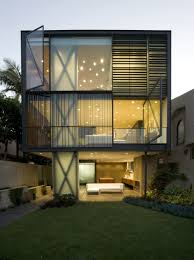 eco house design breezy asian house design with traditional style and eco friendly