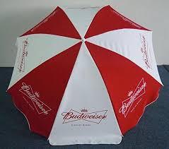 Bud Light Patio Umbrella Budweiser Bud Logo Large Style Umbrella