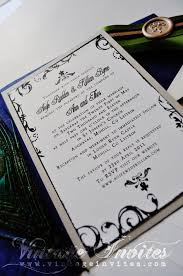 Peacock Wedding Programs Vintage Wedding Love Vintage Invites Wedding Invitations For