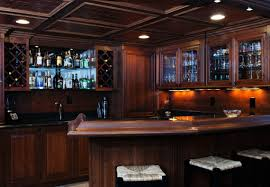 Easy Basement Bar Ideas Bar Basement Bar Cabinets Inviting Custom Bar Cabinets For Home