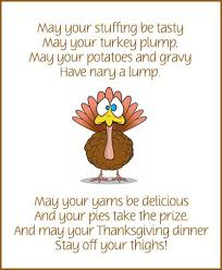 thanksgiving dinner poem lol quotes gobble gobble