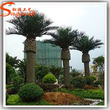 7ft 20ft artificial plastic palm trees prices for sale