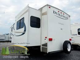 used 2010 kz durango 1500 275re fifth wheel rv for sale in central