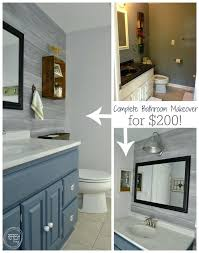easy bathroom makeover ideas inexpensive bathroom makeover ideas bathroom makeovers for small