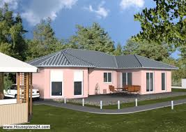 bungalow house design terrace planning houses architecture plans