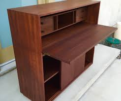compelling small secretary desks together with small spaces
