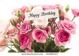 happy birthday flowers stock images royalty free images u0026 vectors