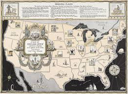 Pictures Of The United States Map by United States Historical Map U2022 Mapsof Net